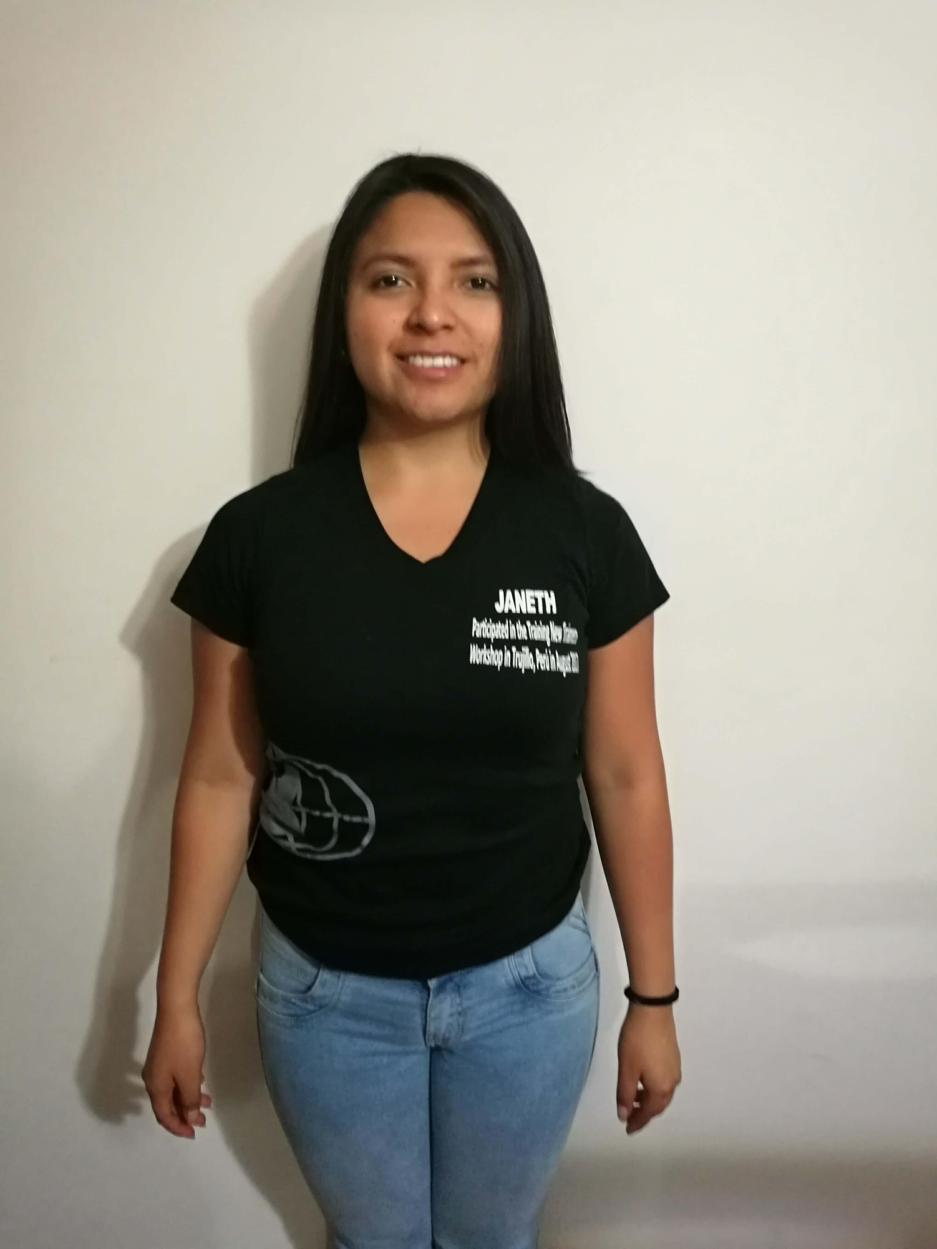 Janeth Juana Torres Mayta